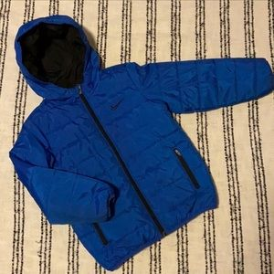 Boys Nike Puffer Coat
